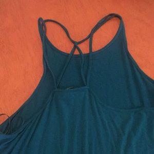 Strappy back Express dress